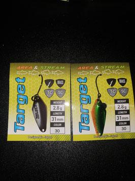 Favorite Select Spoon Target 2,8g Color 30