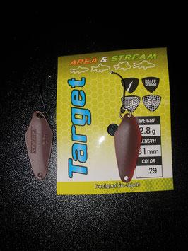 Favorite Select Spoon Target 2,8g Color 29