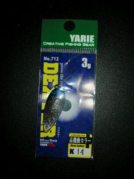 Yarie 3 g Dexter K14