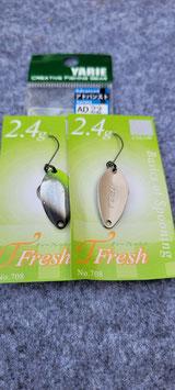 Yarie T-fresh 2,4g  AD22