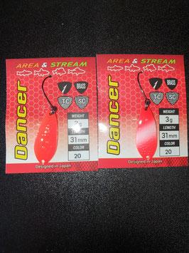 Favorite Select Dancer 3g Color 20