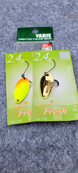Yarie T-fresh 2,4g  BS3