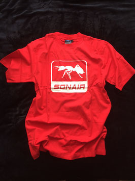 Sonair - Shirt - oval -red
