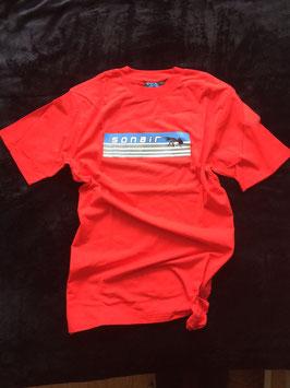 Sonair - Shirt - stripe -red