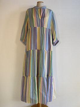 GRAUBNER | Maxi-Kleid - Streifen multicolour