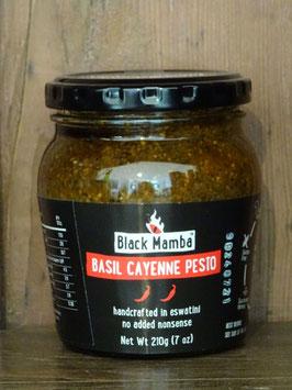Basil Cayenne Pesto 210 g