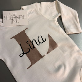 MY NAME IS LINA   - PERSONALISIERT