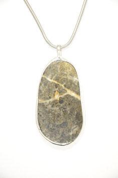 Cut Danube stone | geschnittener Donau Stein #08