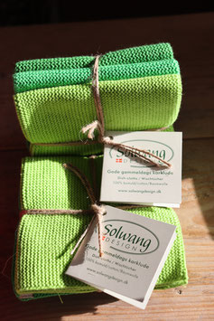 Solwang Wischtücher Frisches Grün