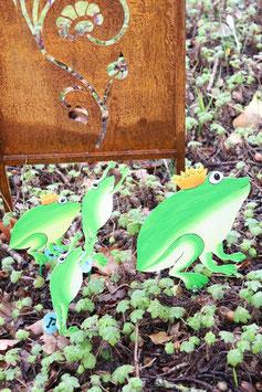 Pape Gartenstecker Frosch