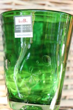 ital B. Glas xmas-Green