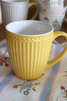 Mug Alice honey mustard