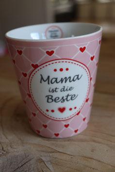 """Krasilnikoff Happy Mug """" Mama ist die Beste"""""""