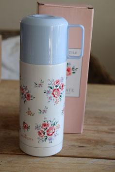 GreenGate Thermo Bottle Nicoline white