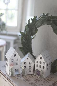 Haus weiß