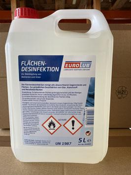"""Desinfektionsmittel """"Flächen Desinfektion"""" / 5 Liter"""