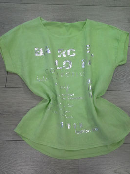 **NEU** Bluse grün, onesize bis Grösse 42
