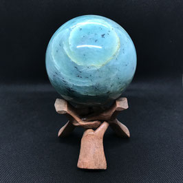Sphère en Amazonite