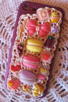 Coque IPHONE 7/8 , Trio de macarons