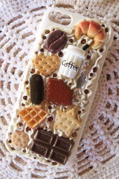Coque pour IPHONE 5C - Café gourmand
