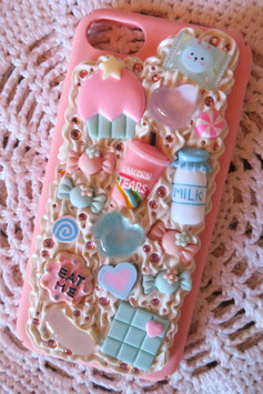 Coque IPHONE 7/8 , Baby blue tears