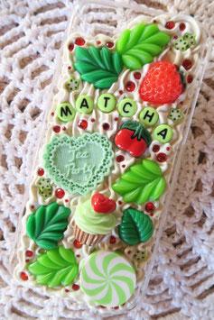 Coque pour IPHONE 5C - Matcha