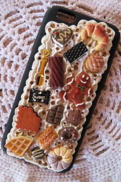 Coque pour IPHONE6/6S - Le monde du pain d'épice