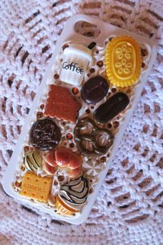 Coque IPHONE5/5S/5SE , Café gourmand