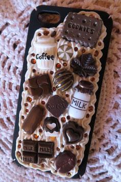 Coque IPHONE5/5S/5SE , Choco & co