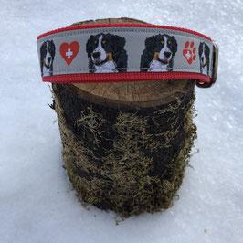"Hundehalsband ""Berner Sennenhund"""
