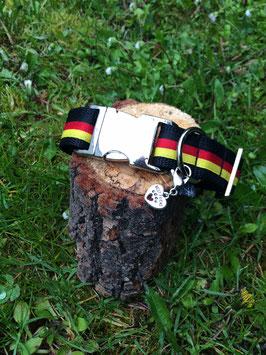 """Hundehalsband """"Deutschland"""""""