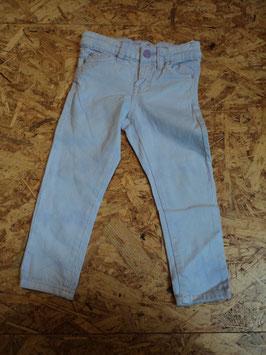 SR-10 Jeans in hell rosa von DOPODOPO  Gr. 92