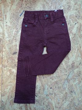 A-78 Jeans in beere -enger stellbar- von S'OLIVER Gr. 98