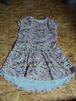 L-12 Sommerkleid weiß geblümt von NAME IT Gr. 98/104
