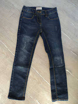 SS-141  ✿Dunkle Jeans-enger stellbar-von ALIVE ✿ Gr. 128
