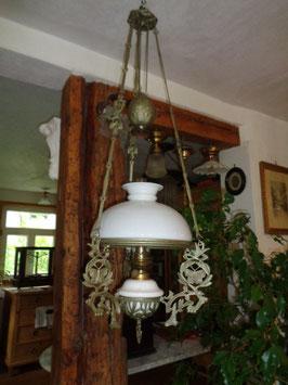 Hp-2/29 Deckenlampe mit Zug um 1910