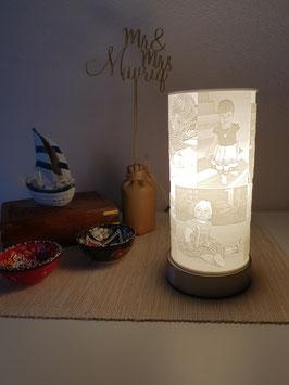 Personalisierte 3D Lampe