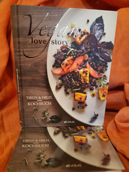 "Kochbuch ""Vegan Love Story"""