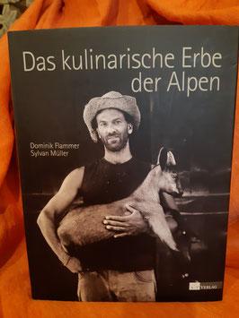 "Kochbuch ""Das kulinarische Erbe der Alpen"""