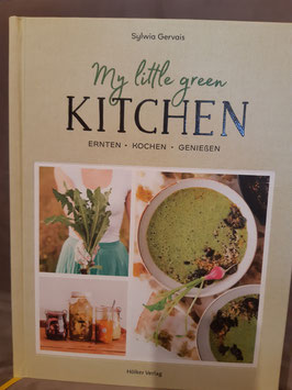 """Kochbuch """"My little green kitchen"""""""