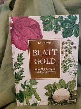 """Kochbuch """"Blattgold"""""""