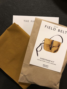 The Fieldt Belt complete