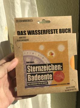 Wannenbuch: Sternzeichen Badeente