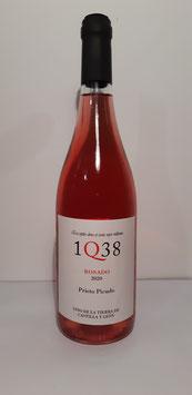 1Q38 Rosado 2020. Caja de 6 unidades