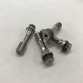 Bolt titanium conrods