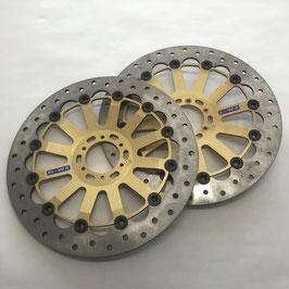Brake discs ex-KaneMoto