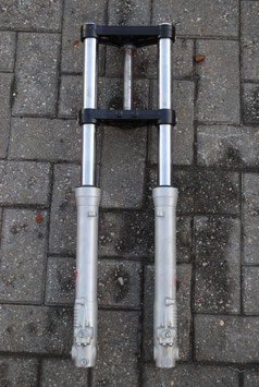 Frontfork with triple clamp