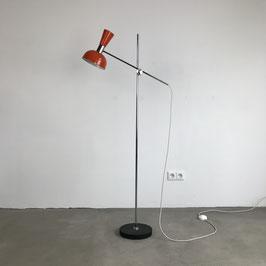 Herda Floor Lamp Diabolo, Dutch Design, 1970s