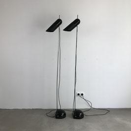 Guzzini Floor Lamp by Carlo Urbinati, Italy 1972