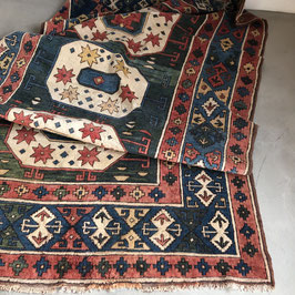 Vintage Carpet Milas, Turkey, 280 x 185